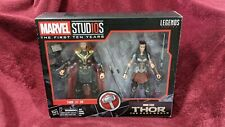Marvel Legends Studios First 10 Years | Thor The Dark World: THOR & SIF 2 Pack
