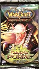 Warcraft * Dark Portal - Booster Pack x 1 * Wow - Fortune Telling loot?