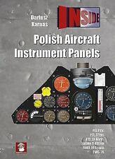 Polish Aircraft Instrument Panels (Inside), , Karnas, Dariusz, Very Good, 2017-0