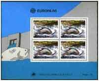 PORTUGAL SOUVENIR SHEET BLOCK 1986 - Yt:PT BF51 - MNH