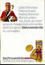De Beukelaer-- Die PrinzenRolle-- Mehrzweckrolle - Werbung von 1979
