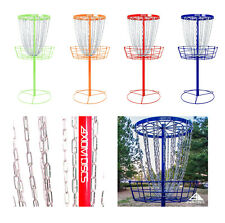Axiom Disc Golf Basket Light Catcher Target - Choose Your Color