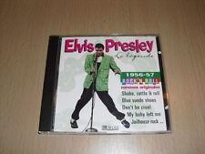 ELVIS PRESLEY La Légende CD Editions Atlas 1956-57 compilation
