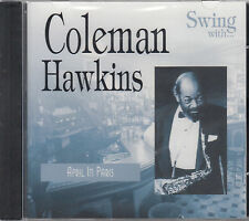 CD Coleman Hawkins - April in Paris