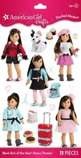 American Girl Crafts Stacked Stickers Girl of The Year 2015 Grace Thomas