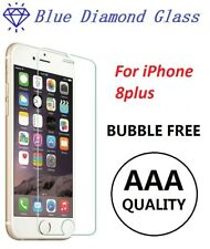 100x Wholesale Lot Tempered Glass Screen Protector for Apple iPhone 8plus
