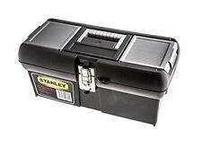 Stanley Tool Storage Box 16 Inch Robust Waterproof Toolbox DIY Chest Organiser