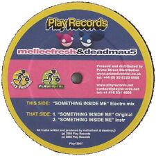 """Mellee Fresh & Deadmau5 - Something Inside Me, 12"""", (Vinyl)"""
