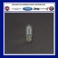 GENUINE Fiat 500 & 500C Daylight Running DRL / Sidelight Bulb 12V 21/5  71753190