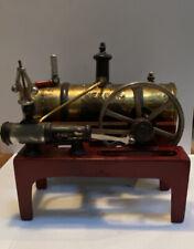 ORIGINAL VINTAGE WEEDEN STEAM ENGINE TOY 1920s