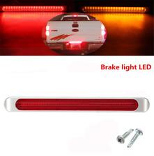 48LED Red Car Brake Light Bar Tail Stopping Lamp Rear Tail Warning Turn Light