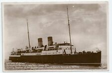 Jersey Collectable Ferry Postcards