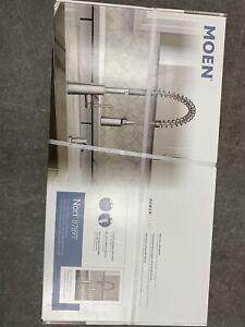 MOEN NORI 87897 Pull-Down Kitchen Faucet  (BRAND NEW)
