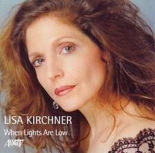 When Lights Are Low - Lisa Kirchner (CD 2002)