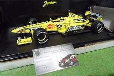 F1 JORDAN HONDA EJ10 TRULLI 1/18 HOT WHEELS 26744 formule 1 voiture miniature