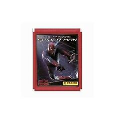 THE AMAZING SPIDER MAN STICKERS 10 PACKS - PANINI SPIDERMAN STICKER COLLECTION