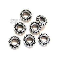 20 pièces PERLES / INTERCALAIRE SPACER 8X8X3mm / APPRETS CREATION BIJOUX #A454