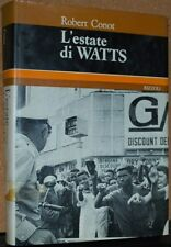 CONOT - L'ESTATE DI WATTS - Rizzoli 1A 1970