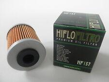 HIFLO FILTRO OLIO HF157 PER KTM  400 SX / MXC / EXC (1999 2000 2001 2002)