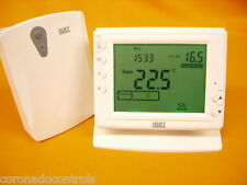 Celect Wireless RF 868MHz Large Screen VF Room Thermostat - 908X-RF