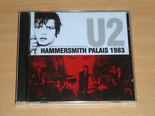 U2 HAMMERSMITH PALAIS LONDON 1983 WAR 2CD