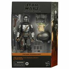 Hasbro Star Wars - The Mandalorian - Black Series Din Djarin & The Child - F0874