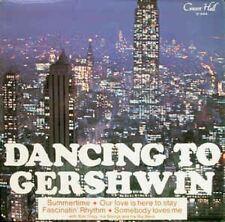 Dancing To Gershwin 7 : His Strings And His Big Band Bob Tracy