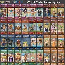 ONE PIECE WCF World Collectable Figure DONQUIXOTE FIGHT DRESSROSA SERIES SET