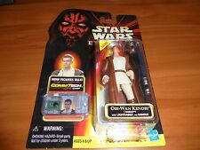 Hasbro Star Wars: Episode 1 - Obi-Wan Kenobi Naboo Action Figure (NEW) Col 1