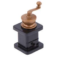 1:12  Dollhouse Miniature Retro Coffee Machine Model Ornaments Toys B B bc
