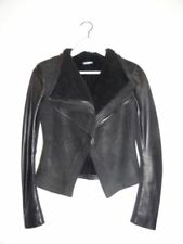 Leather Evening Dry-clean Only Coats & Jackets for Women
