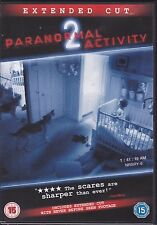 Paranormal Activity 2 (DVD, Brand New & Sealed) A Great Horror