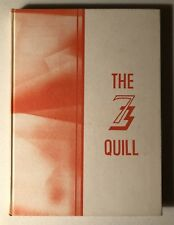 1973 Springtown Texas High School Yearbook/Annual~The Quill~Parker County~Wise