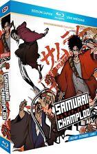 ★Samurai Champloo ★ Intégrale - Edition Saphir [3 Blu-ray]