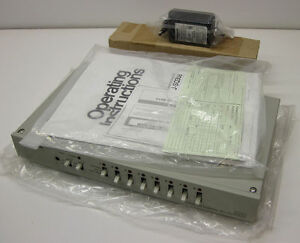 Panasonic WJ-SQ308 8-Channel Sequential Switcher