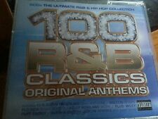 Various Artists - 100 R&B Classics: Original Anthems - Various Artists CD NYVG