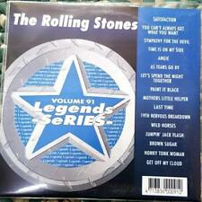 LEGENDS KARAOKE CDG ROLLING STONES ROCK OLDIES #91 16 SONGS CD+G SATISFACTION