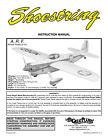 Great Planes Instruction Build Owner's Manuals VARIOUS MODELS ARF RTF Kits