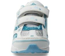Disney Frozen Toddler Elsa Anna Light-Up Sneakers Size 9