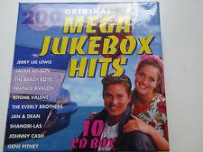 VARIOUS # Mega Jukebox Hits # NM (10CD)