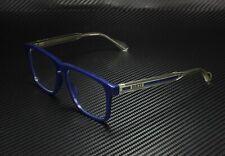 GUCCI GG0561O 004 Square Blue Blue Crystal Demo Lens 54 mm Men's Eyeglasses