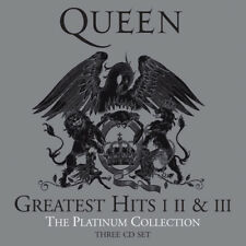 Queen : Greatest Hits I II & III: The Platinum Collection CD (2011) ***NEW***