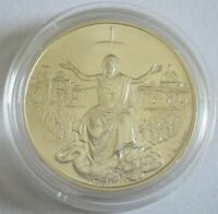 Vatikan 500 Lire 1983 Heiliges Jahr Silber