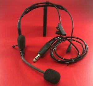 TELEX STINGER 750, 8OHMS 301967001 LIGHTWEIGHT HEADSET, TELEX P/N 591734-001