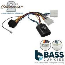 CTSTY007.2 For a TOYOTA TUNDRA AMP Retention Stereo Steering Wheel Interface Kit