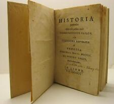 SARPI (Paolo), Historia particolare, Paolo V e Venezia