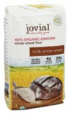 Jovial Foods - Organic Einkorn Whole Wheat Flour - 32 oz.