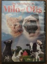The Adventures of Milo and Otis ~ DVD FS ~ FREE Shipping Within USA