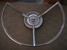 "1959 FORD ""NON POWER"" STEERING HORN RING"