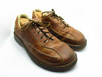 Dr. Martens Mens 11200 Brown Leather Oxford Shoes Size 11